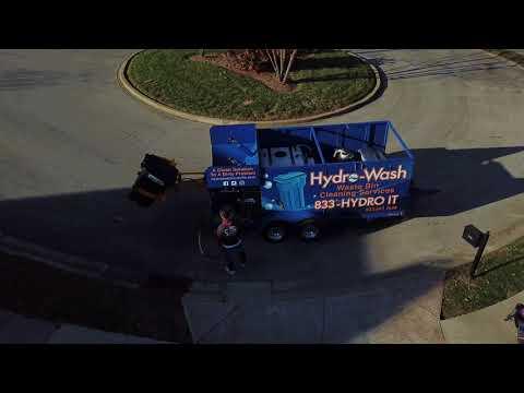 Hydro Wash - Full Service Pressure Washing company.