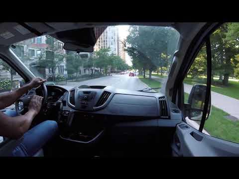 Ford Transit - Test Drive