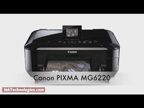 CANON MG6220 SCANNER DRIVER FOR PC