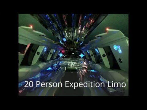 Best Baltimore Limo Party Buses | 443-986-9966