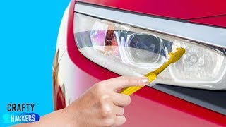 10 CAR HACKS THAT WILL CHANGE YOUR LIFE