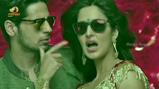 5 Scorching HOT Moments From Katrina Kaif & Sidharth Malhotra's Baar Baar Dekho Trailer | Mango News