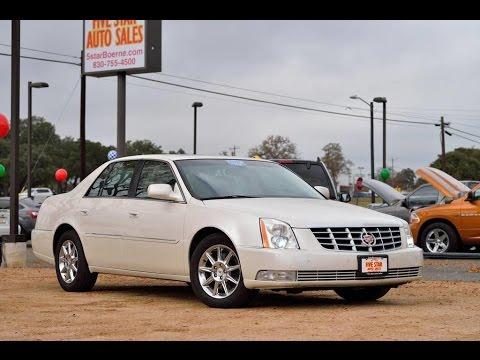 2011 Cadillac DTS Review