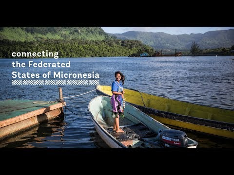 Connecting the Federated States of Micronesia