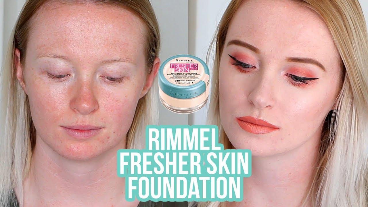 Rimmel Fresher Skin Review