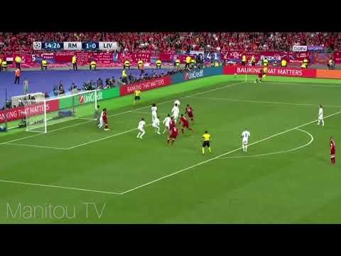 Réal Madrid - Liverpool 3-1 tous les buts commentaire bein sport