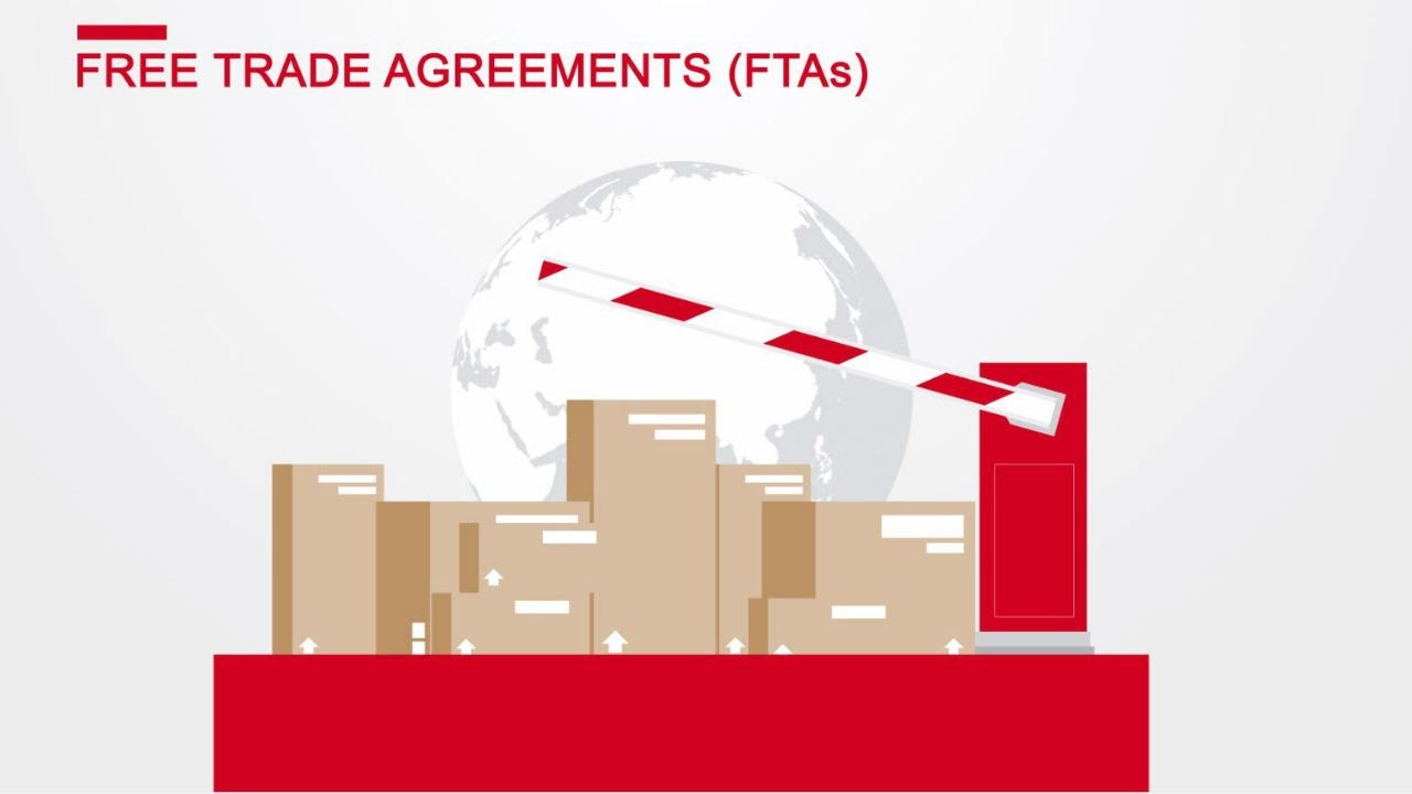 Free Trade Agreements What Is Their Meaning For Exporting Smes