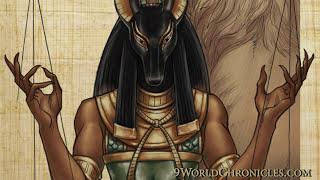 Ausar The God of the Underworld - Osiris