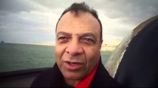 قناة السويس الجديدة : أشرف الليثى مدير تحرير الشرق الاوسط يؤكد أنبهاره بقناة السويس الجديدة