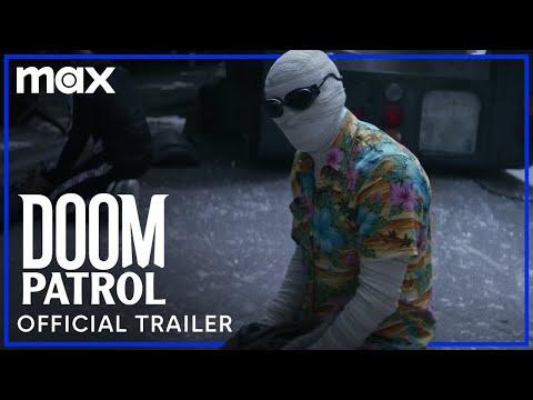 Doom Patrol Season 3   Official Trailer   HBO Max