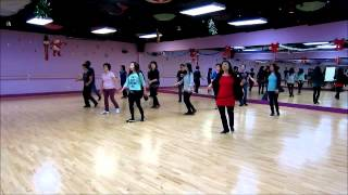 She Gives Me Love ~ Brenda Shatto - Line Dance (Danced & Walk thru)