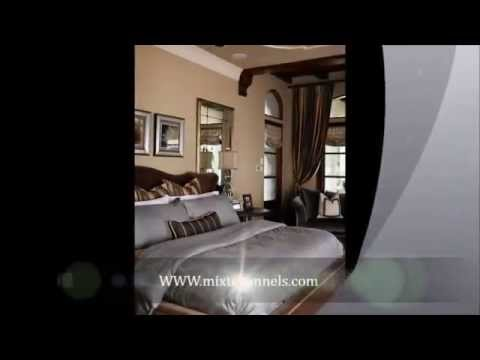 Chambre a coucher deco maison youtube for Deco chambre a coucher