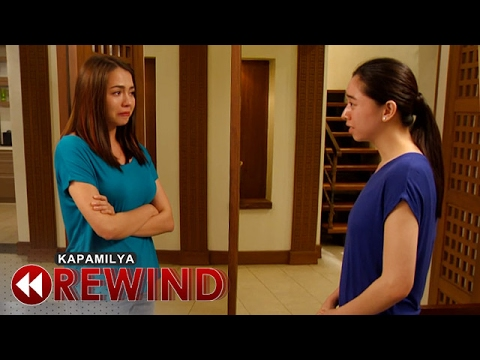 Kapamilya Rewind: Before and After scenes of Julia Montes and her double in Doble Kara