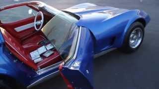 1977 Corvette Custom C3