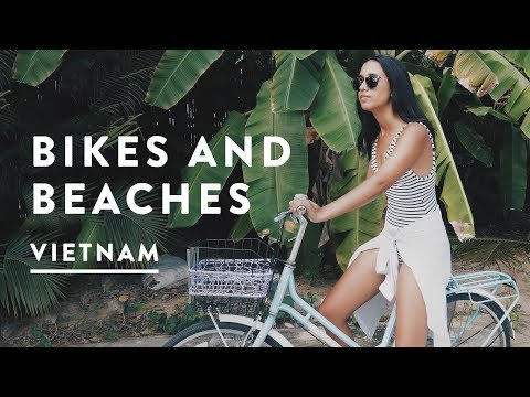 EXPLORING VIETNAM - FINDING THE BEACH | Vietnam Travel Vlog 057, 2017 | Digital Nomad