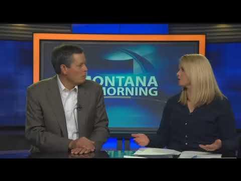 MTM LIVE Interview: Sen. Steve Daines