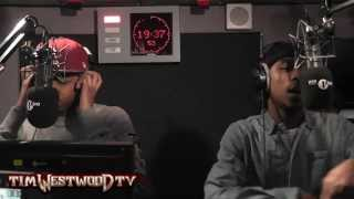 JME & Tre Mission freestyle - Westwood
