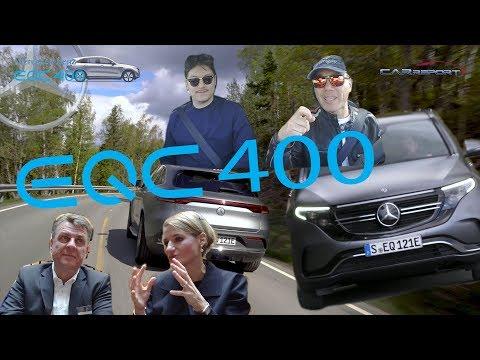 (오슬로 현지시승기) 2부_벤츠가 만든 전기차 EQC400 (Mercedes-made EQC400) review