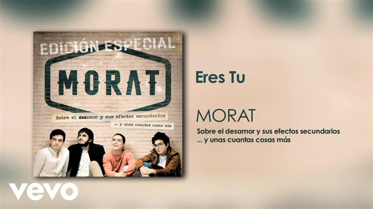 Morat - Eres Tú (Official Audio)