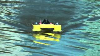 Baitboat SuperClassic - Кораблик для прикормки.