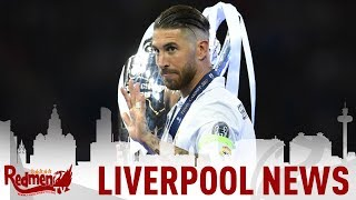 Ramos Takes Another Swipe At Klopp & Mignolet