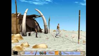 JCE3 Journey to the Centre of the Earth (game) Part 3
