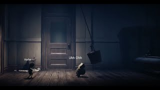 Little Nightmares is a game about kids having fun #Shorts #Gaming
