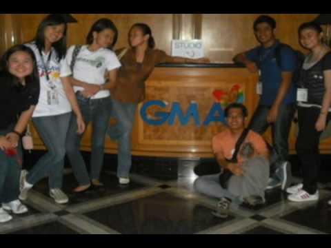 INTERNSHIP AT GMA NETWORK, INC. (RIONEL LAZATIN)