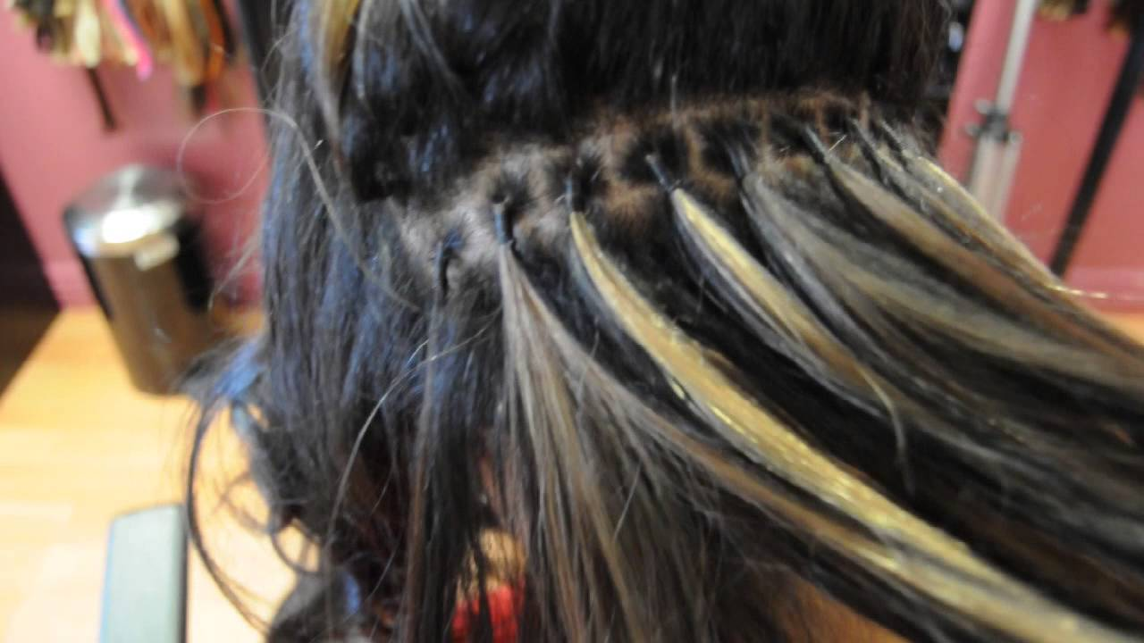 Brazilian Hair Knots Tutorial 2 Josette Derosieres Youtube