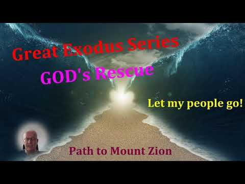 The Great Exodus - Be an example