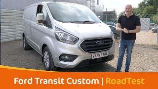 2019 Ford Transit Custom Review - In-Depth Roadtest | Vanarama.com