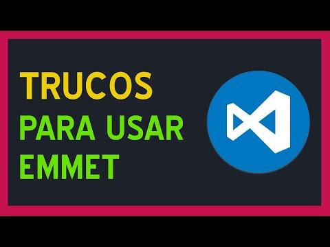 Trucos para dominar Emmet en Visual Studio Code | Trucos y tips thumbnail