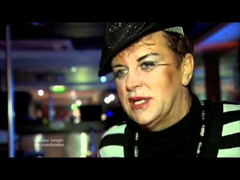 Return to the Blitz 2011 - London Tonight reports
