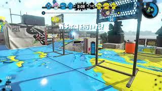 #ガチホコ #スプラトゥーン2 #NintendoSwitch #ノックアウト #カウントリード #Splatoon #任天堂