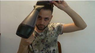 Tutorial Baieti: Cum sa iti faci o frizura Profesionala+Volum ( Aranjezi Parul )