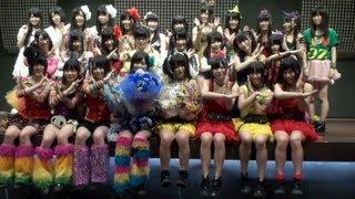 2013年8月4日、東京・秋葉原の常設劇場「P.A.R.M.S」で川村虹花(17)の...