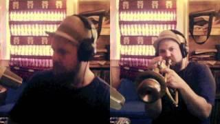 Miles Bonny LIVE in Studio - THE LUMBERJACK & GIN TOUR 2011