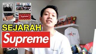 Sejarah brand SUPREME