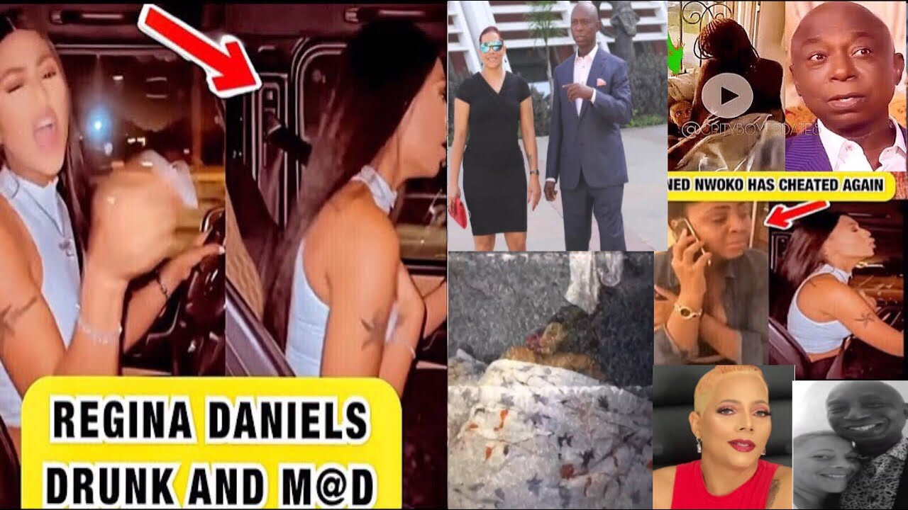 Download Ned Nwoko Caught In A Camera Regina Daniels €xPo$€ The S*x Video