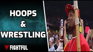 The Distraction Podcast 7/9: Hoops & Wrestling w/ Blake Murphy | Fightful Wrestling