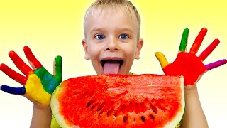 Wash, Wash, Wash Your Hands Song   Healthy Habits for Kids + Nursery Rhymes & Kids Songs