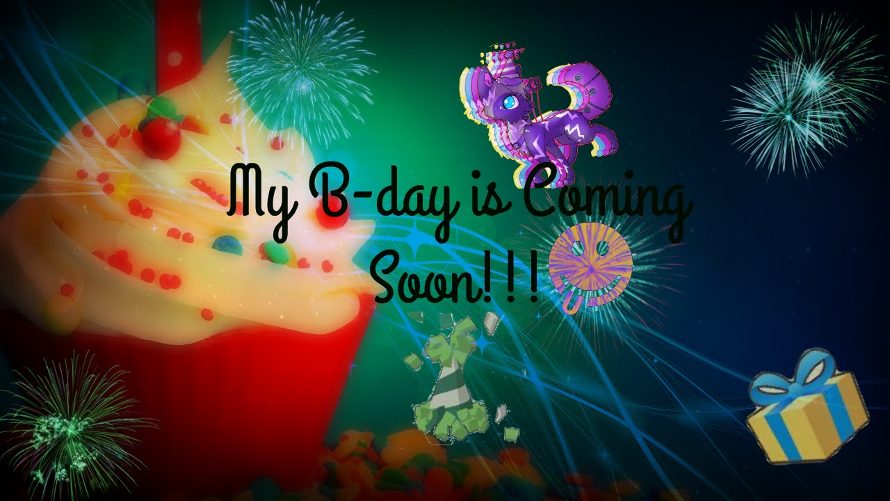 My birthday coming soon pictures