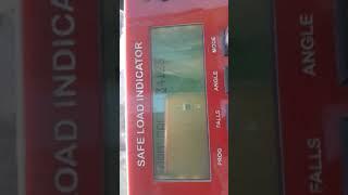 Jio digital salfe load indicator all crane systems all India sanjay kumar hariyana panipat 989146365