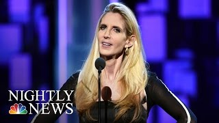 Protests At Berkeley, Despite Ann Coulter's Canceled Speech | NBC Nightly News