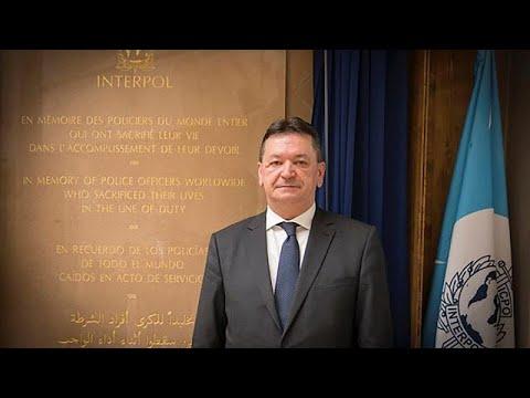 Interpol : Un Candidat Russe Qui Dérange
