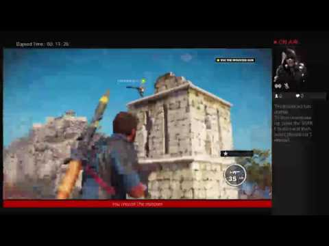 Just cause 3 replay through