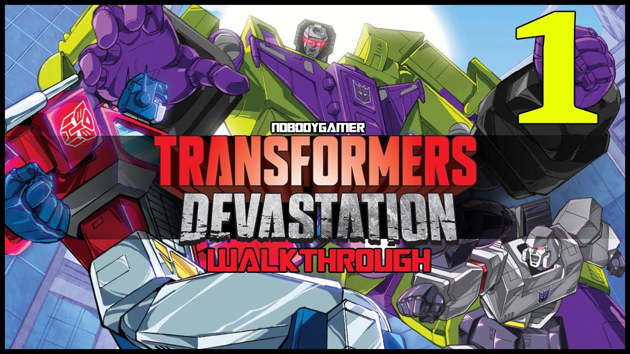 Transformers Devastation Ita 1 More Than Meets The Eye