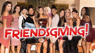 FRIENDSGIVING BRUNCH! ft. Don Benjamin, Destorm Power, AdamW, Janina, Whleli, NinasMakeup | Liane V