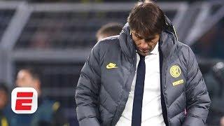 Borussia Dortmund vs. Inter Milan reaction: Inter fail another big test | Champions League