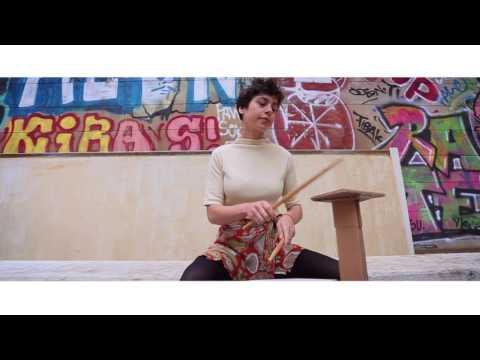 Drum Kit, la batterie urbaine disruptive ! by Obilab
